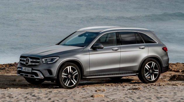 Mercedes-Benz 销量再度称霸全球豪华汽车品牌