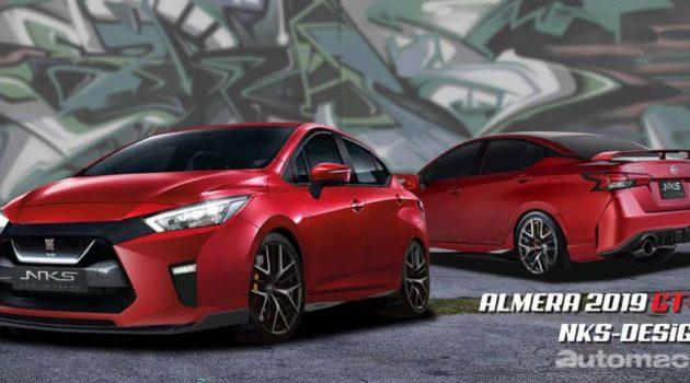 泰国改装出品, Nissan Almera 变身迷你 GT-R