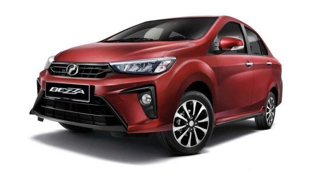 2020 Perodua Bezza 正式发布,售价 RM34,850 起跳