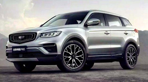 Geely 博越成为中国第二畅销 SUV 车款,在我国市场更是夺下第一宝座