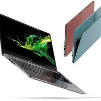 Acer Swift 3 ,轻薄便利但是性能却非常强大!