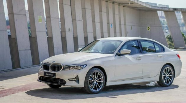 BMW 320i Sport 正式登场,售价 RM 243,800