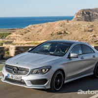 最超值二手车: Mercedes-Benz  CLA180