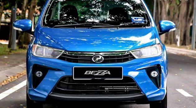 2020 Perodua Bezza 即日起公开预定,售价 RM 34,580 起跳