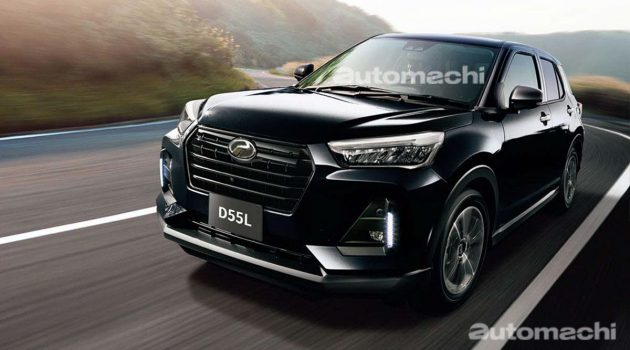 Perodua D55L 计划今年下半年推出 – Kenanga 研究