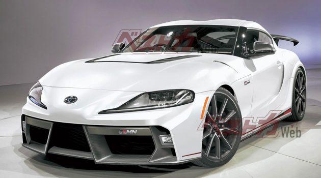Toyota Supra GRMN 或今年登场,马力上看400 Hp