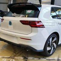 Volkswagen Golf GTI 规格曝光,242 Hp!