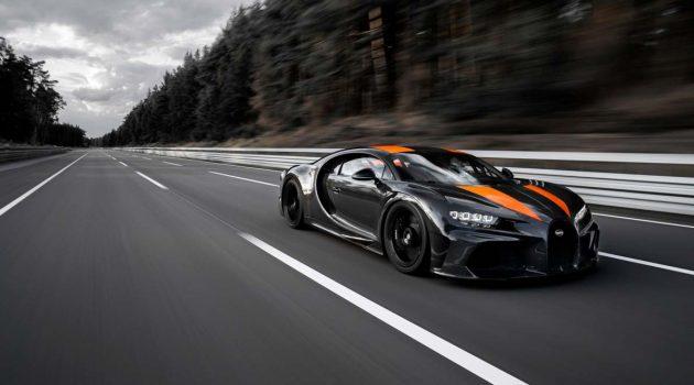 全球加速最快的车款名单出炉,Bugatti Chiron 只排在第三名