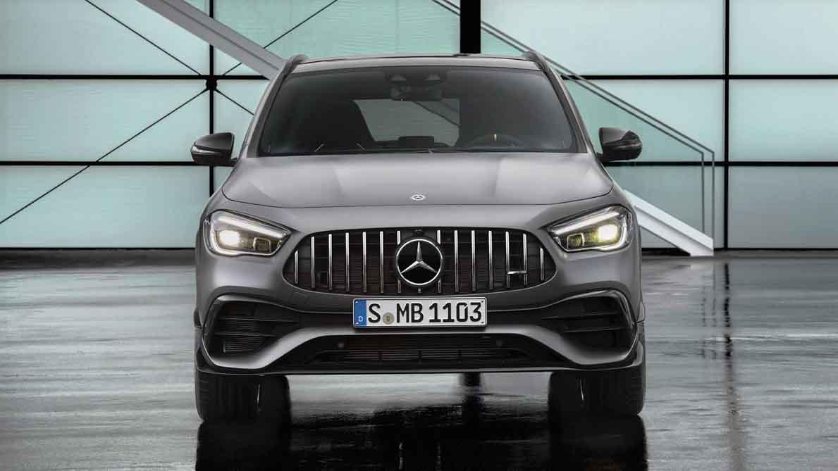2020 Mercedes-AMG GLA45 正式发表,拿下地表最速 Crossover 之称