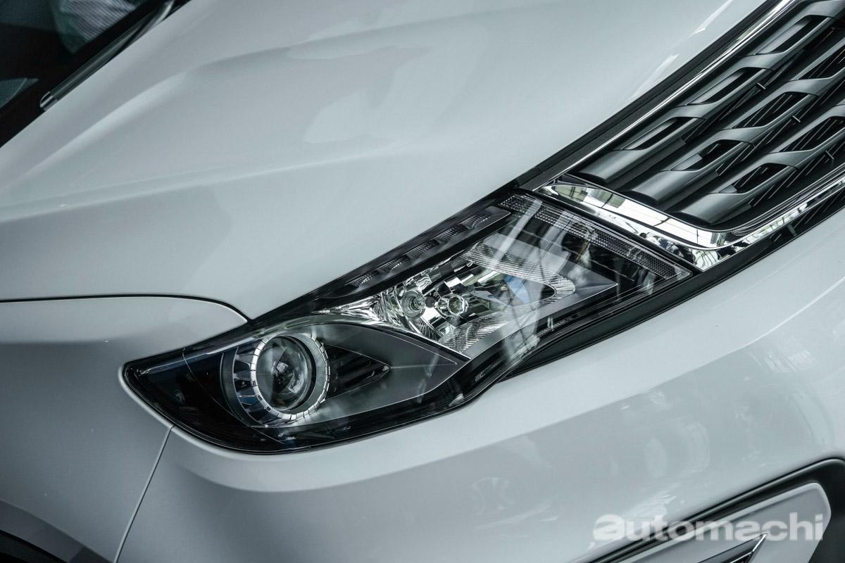 图库:2020 Proton X70 CKD Standard,售价 RM94,800