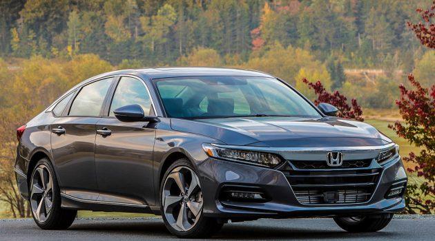 2020 Honda Accord 正式在我国开放预订
