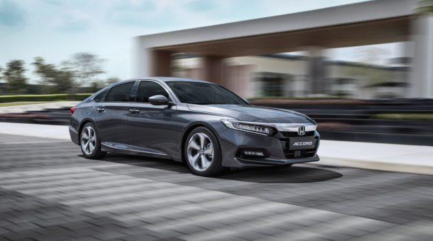 2020 Honda Accord 正式发表,售价从RM 185,900起跳