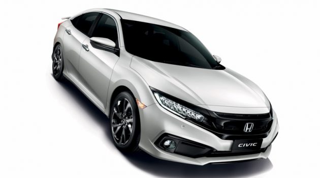 2020 Honda Civic 正式发表,售价从RM 113,600起跳