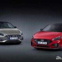 日内瓦车展: 2020 Hyundai i30     将搭载全新1.5涡轮引擎