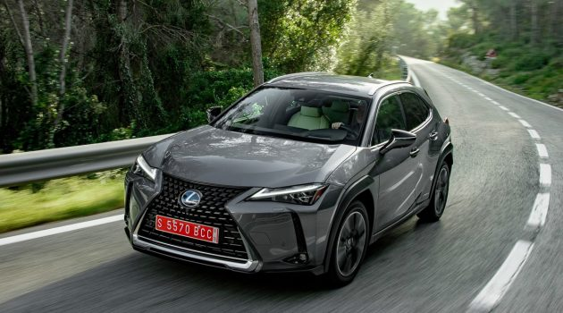 2020 Lexus UX 大马版预告释出,售价RM 243,888起跳