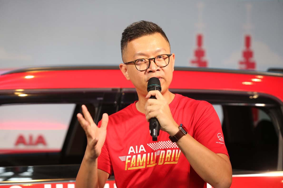 AIA General Berhad 推出 AIA Family Drive 汽车保险计划
