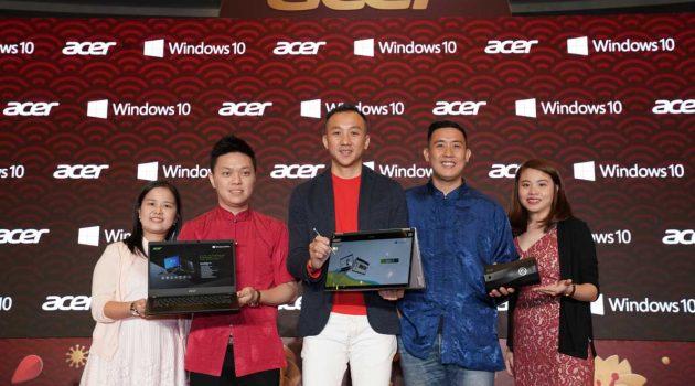 Acer 为配合在我国成立30周年而推出一系列家庭与商务电子产品