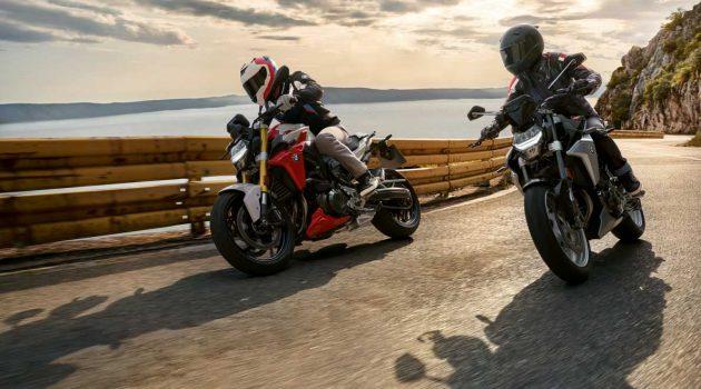 BMW F900R 与 F900XR 正式发表,售价 RM62,500 起跳