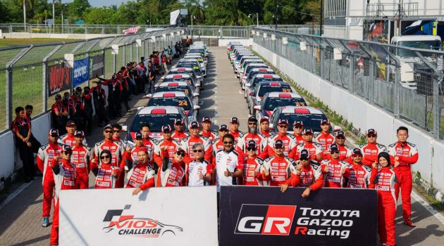 第三季第三站 Toyota Gazoo Racing 圆满结束