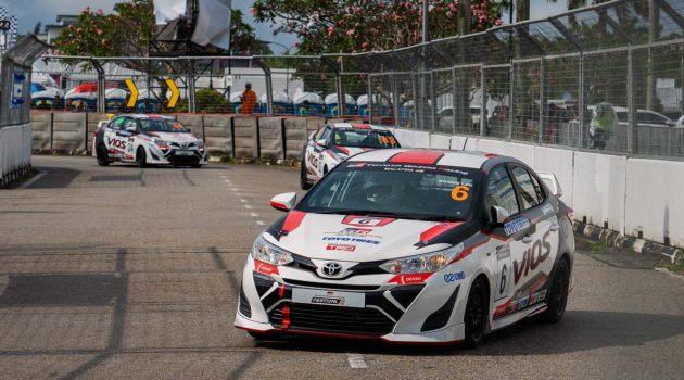 第三季第三站 Toyota Gazoo Racing 火爆开跑