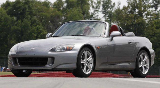 Honda S2000 的车主有福了,Honda 宣布将继续生产其零件
