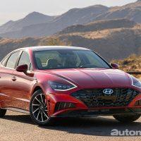 Hyundai Sonata DN8 或今年引进我国市场
