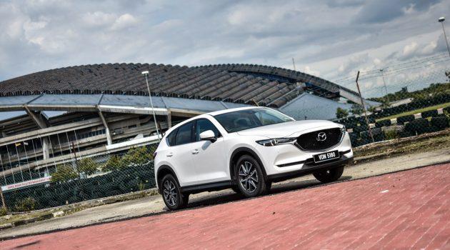 Mazda CX-5 2.5T ,我国运动感最强的C-Segment SUV