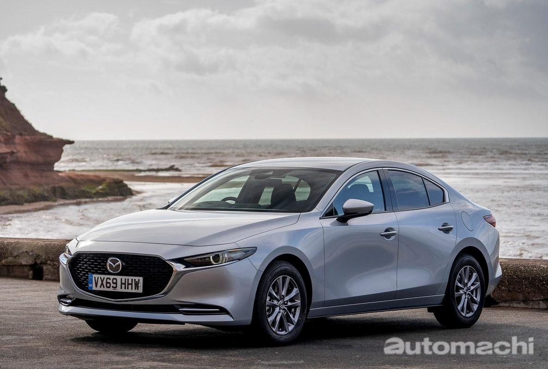 Mazda 成为2020 IIHS 最安全汽车制造商