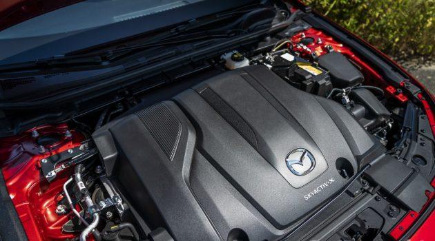Mazda 确认直列六缸 Skyactiv-X 的存在