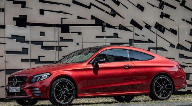 Mercedes-Benz C200 Coupe 泰规获升级,改搭2.0L涡轮引擎