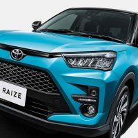 Toyota Raize 获得日本 JNCAP 安全测试5星好评