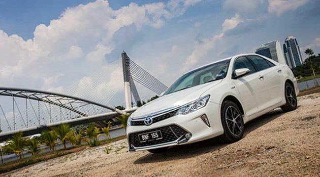 最超值二手车: Toyota Camry Hybrid 2.5