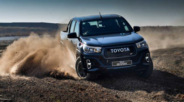 Toyota GR Hilux 将登场,最大马力或达250 Hp大关