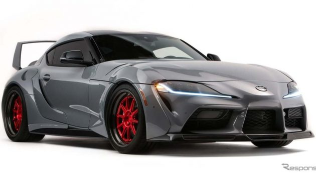 Toyota Supra Super Hyper Boost Edition 即将登场,750 Hp魔王怪兽