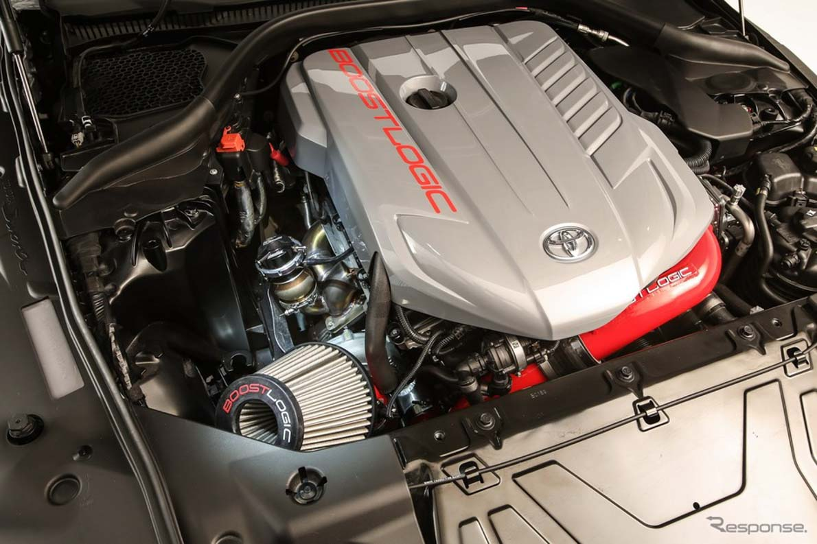 Toyota Supra Super Hyper Boost Edition 即将登场,最大马力直逼750Hp