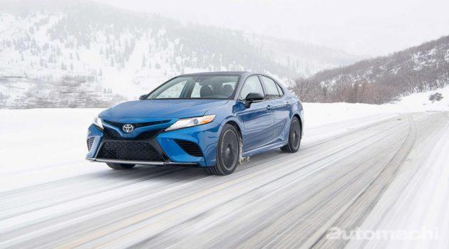 2020 Toyota Camry AWD 正式登场,比起普通版更贵