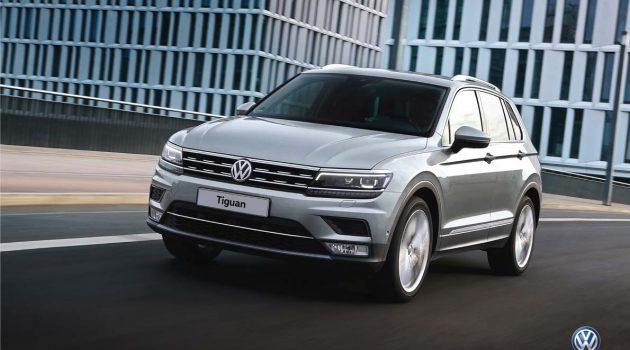 Volkswagen 成为浮罗交怡环岛脚车赛的汽车赞助商