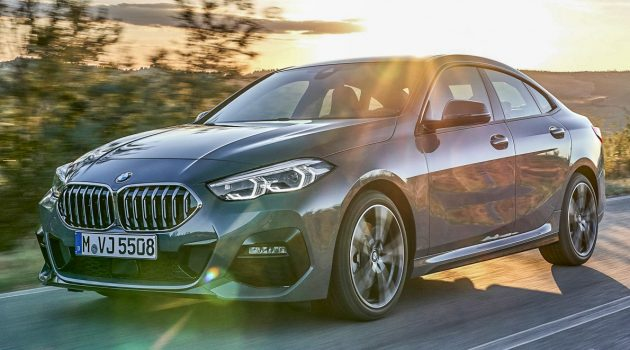 BMW 218i Gran Coupe 泰国发售,售价RM 316,262