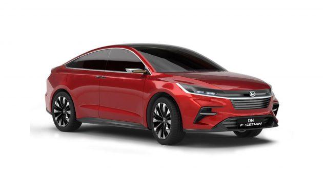 DreamEDGE 第三国产车原型车现身,最快明年发布
