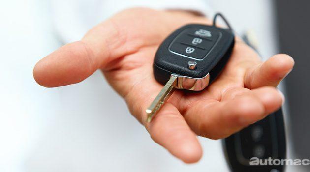 逐渐被取代的汽车配备(2): Car Key