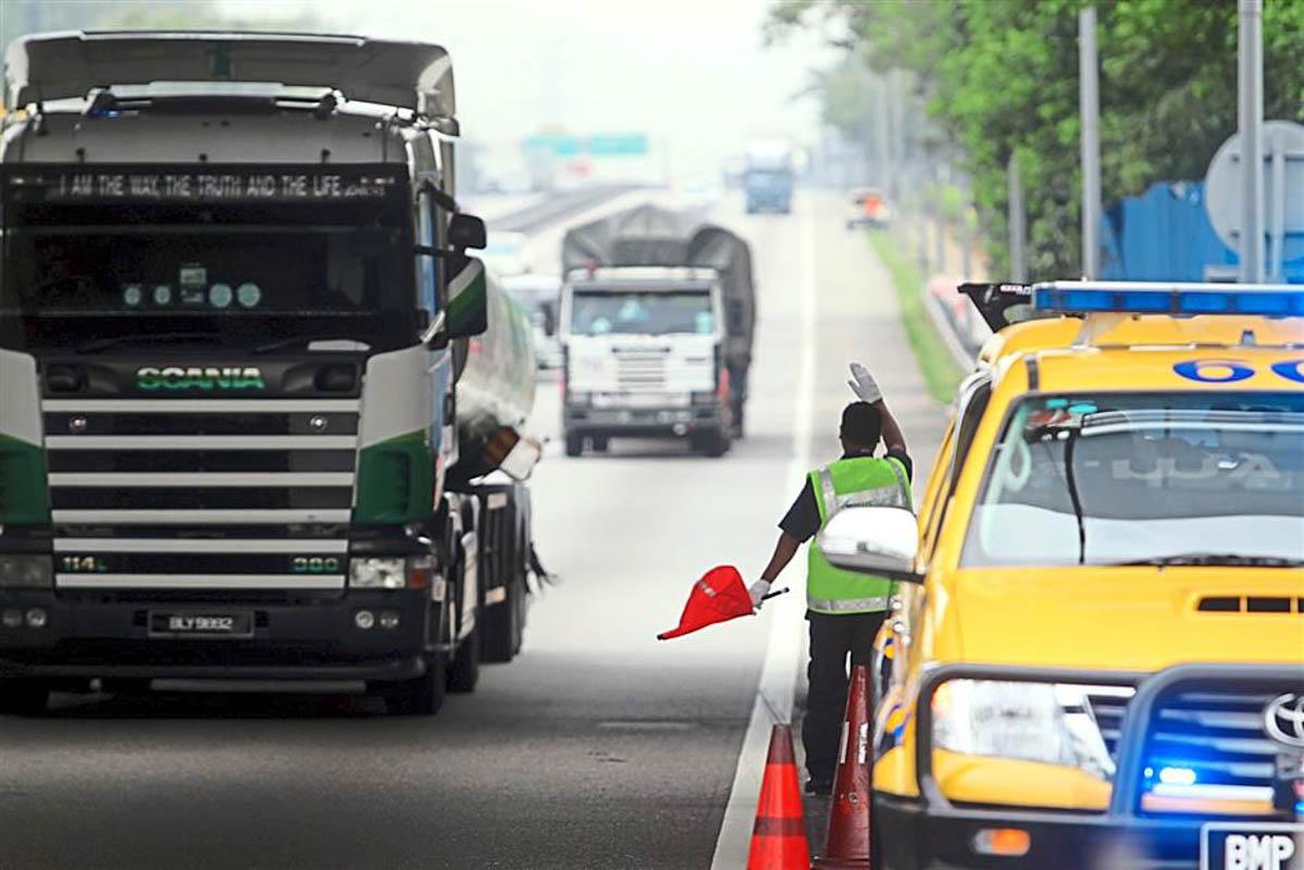 Highway 开车遇到抛锚?你可向大道公司求救!