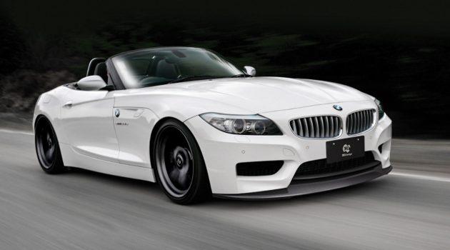 超值装逼二手车: BMW Z4 E89