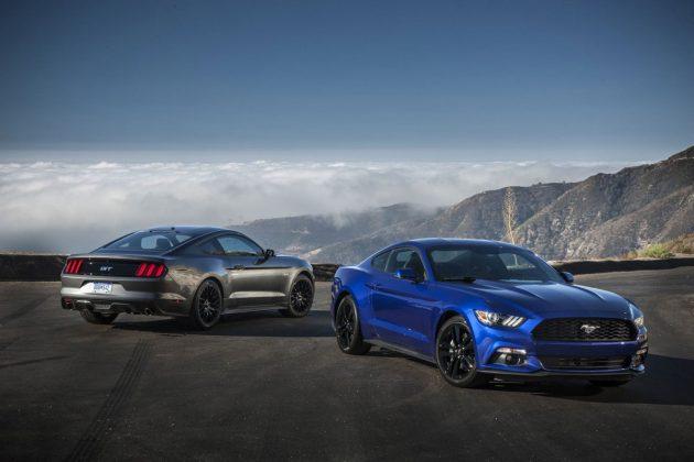 Ford Mustang 保养费用算一算