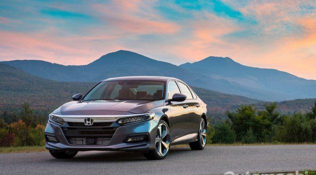 2020值得期待新车: Honda Accord 大改款
