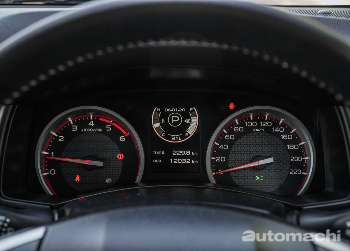Isuzu D-Max 1.9 Ddi Blue Power 试驾分享,一辆适合家庭使用的皮卡车