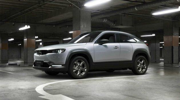 Mazda MX-30 将会来到我国,今年第四季登场?