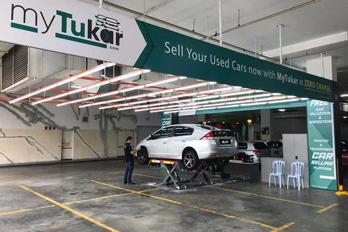 卖车变得很简单! MyTukar 轻松搞定买卖汽车交易