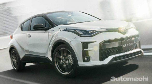 Toyota GR C-HR  或将登场,搭载全新1.6L涡轮引擎