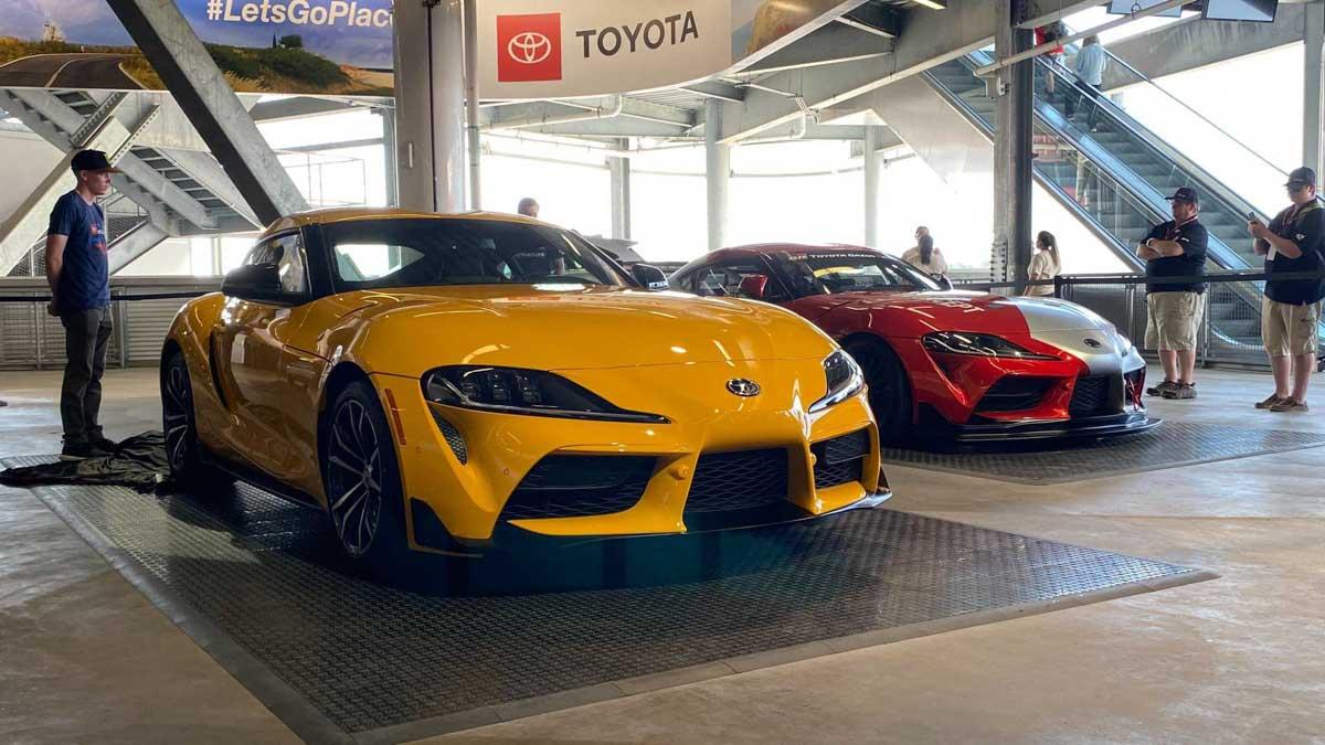 Toyota Supra 2.0 登陆美国,最大马力 255 Hp
