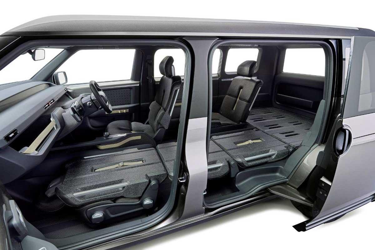 Toyota TJ Cruiser 计划量产,化身多功能复古 MPV